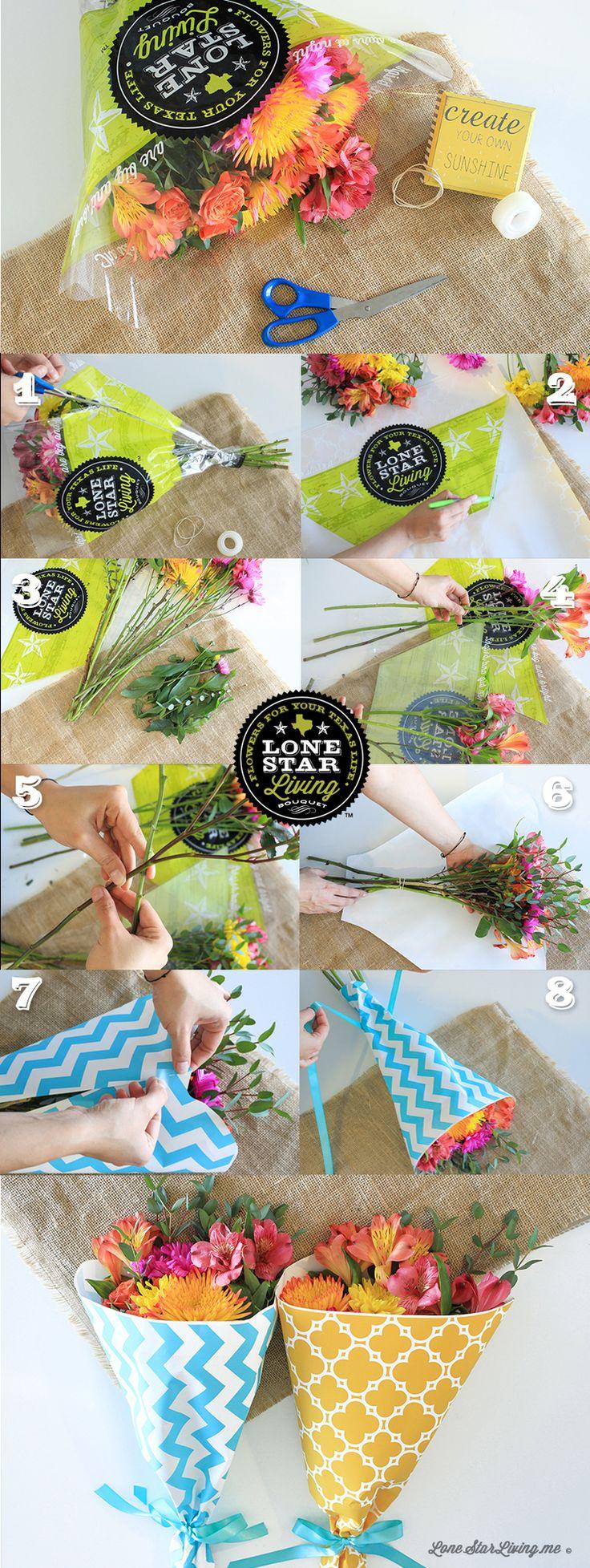 28 best DIY fresh flower projects images on Pinterest ...