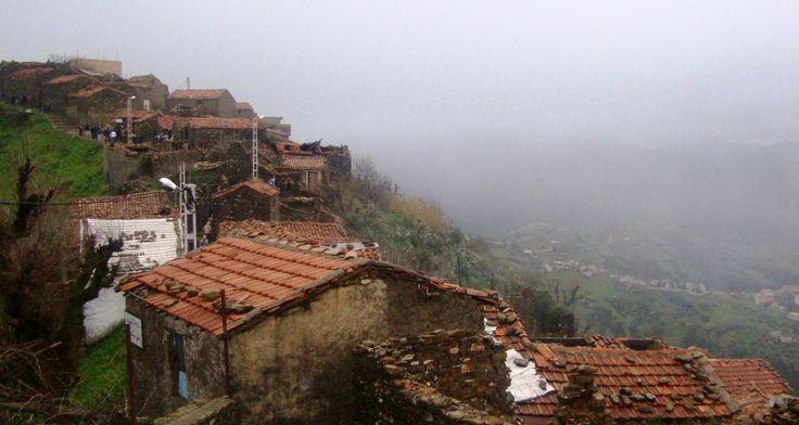 Kabylie : les dernières maisons des ancêtres   La Lettre de Kabylie