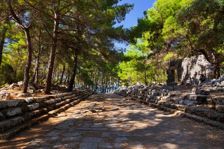 Phaselis - Antalya