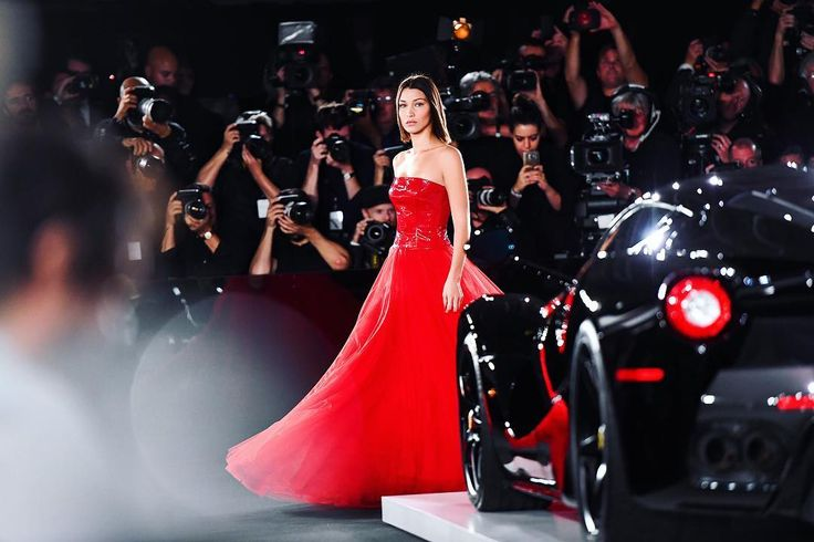 Still in awe and dreaming about last night...Thank you for opening your incredible garage of the most beautiful, sexy, special vehicles I have ever had the privilege of seeing in my life @ralphlauren . And thank you to the team at RL for making my dream look that I'll probably be wearing to my wedding one day 🤣 Thank you @johndavidpfeiffer for having me and RL for putting together such an unforgettable show. Always an honor ❤️