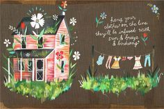 How to Be a Wildflower: Katie Daisy: 9781452142685: Amazon.com: Books