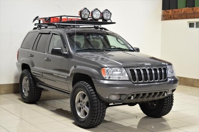 Used 2002 Jeep Grand Cherokee Lifted 4x4 2002 Jeep Grand Cherokee