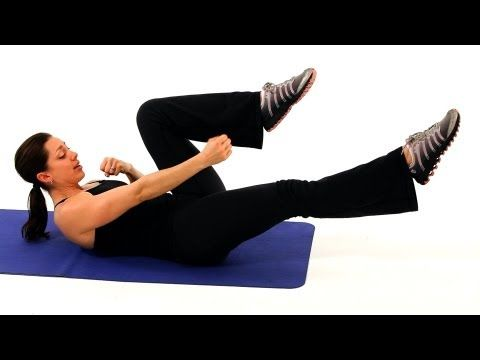 7 Minutes to A Small Waist Workout - Skinny Ms.