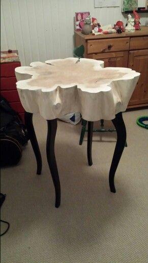 Selfmade table