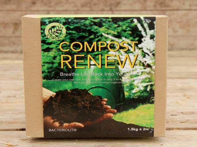 Compost Renew - Compost Accelerator 1.5kg  #compost #soil #gardening