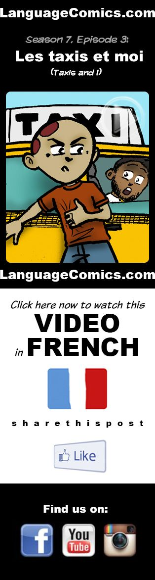 #French practice and pronunciation. Enjoy and share! https://www.youtube.com/watch?v=kmALHTjGmDA
