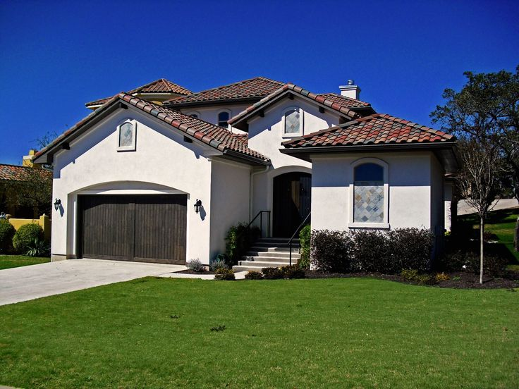 87 best images about new house plans on pinterest for Tuscan home plans with casitas