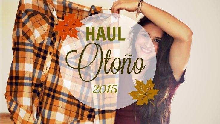 Haul Otoño 2015 | SUPER CHOLLOS , Stradivarius, Zara, Blanco