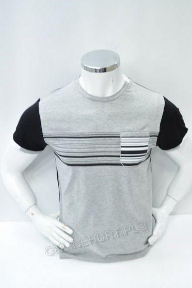 T-shirt Męski 3093 Overnexs (M-2XL) Prod. Turecki