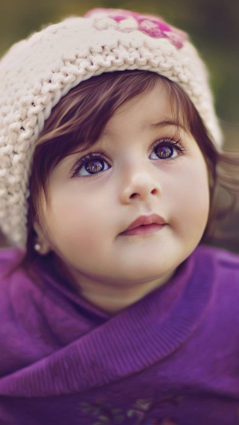 CuteBabyGirlKidsWallpaperiPhoneWallpaper Cute baby