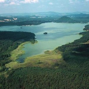 Máchovo jezero, Czech republik