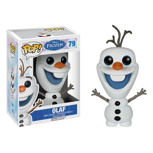 Disney Frozen Olaf the Snowman Pop! Vinyl Figure - Funko - Frozen - Pop! Vinyl Figures at Entertainment Earth