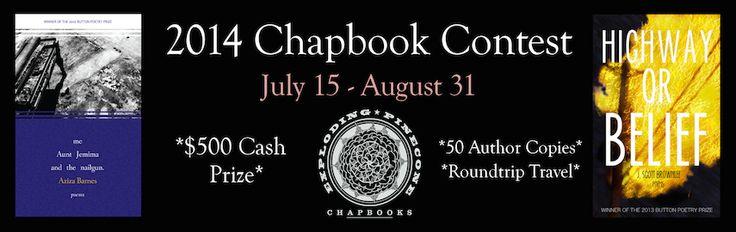 E.P. Chapbooks 2014