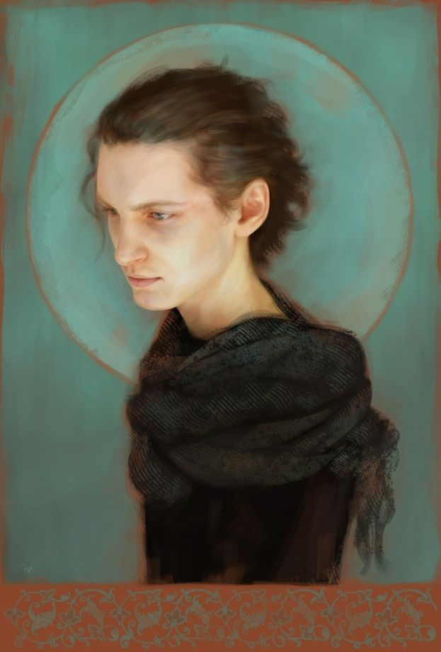 Arabesque, an art print by Nykolai Aleksander - INPRNT