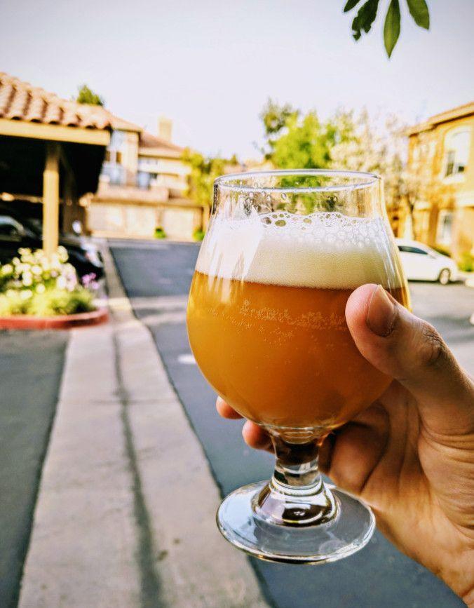 Hazy IPA Homebrewing Recipe #homebrew #homebrewing #recipe #hazy #ipa #vermont #style #allgrain #beer #juicy