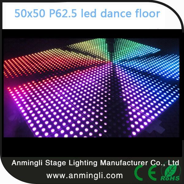 LED Video dance floor  1.No cables, tools are required  2.Use easy, 3.Factory selling 4.Strong,Slim, Fast, Save time, 5.Controlled by software, can realize the lighting effect and audio to play synchronously. 6.Toughened glass cover and high glass appearance. 7.Flat and soomth connection, fast and convenient installation. 8. Perfect for any party, event.