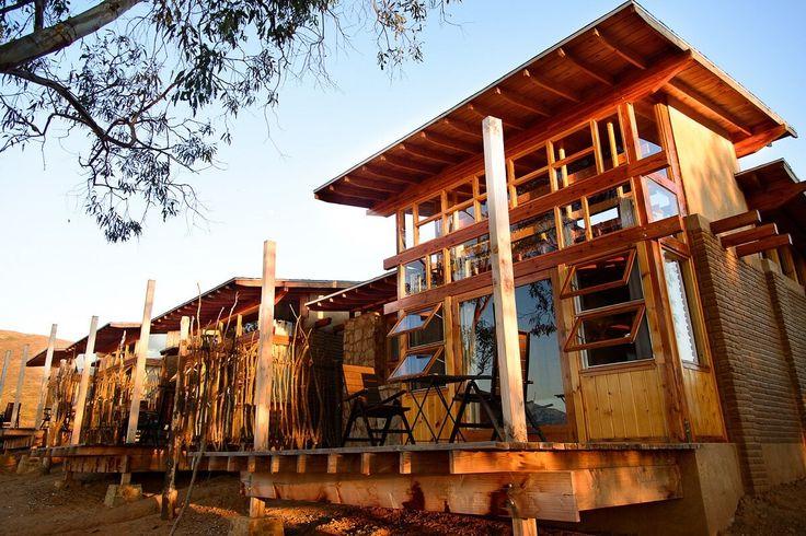 Valle de Guadalupe Hotels (pictured: hotel del vino Mexico)