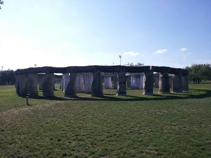 Stonehenge 2 in Kerrville Texas. Been here, got arrested for under age drinking, done that! HAHAHA