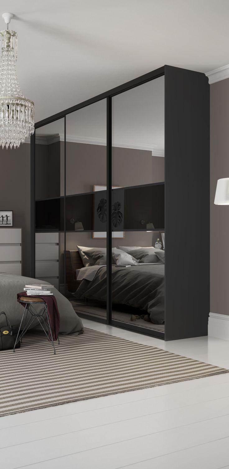 Made to measure sliding wardrobes glass sliding doors mirror - Spaceslide Is The Uk S Number 1 For Made To Measure Sliding Wardrobe Doors And Interiors As Well As Fitted Wardrobes Sliding Doors And Bedroom Furniture