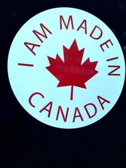 I am Canadian!!!! :D