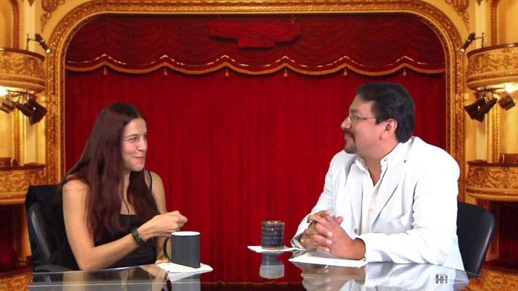 Entrevista con Mariana Hartasánchez (1976) sobre su pieza de teatro Doppelgänger