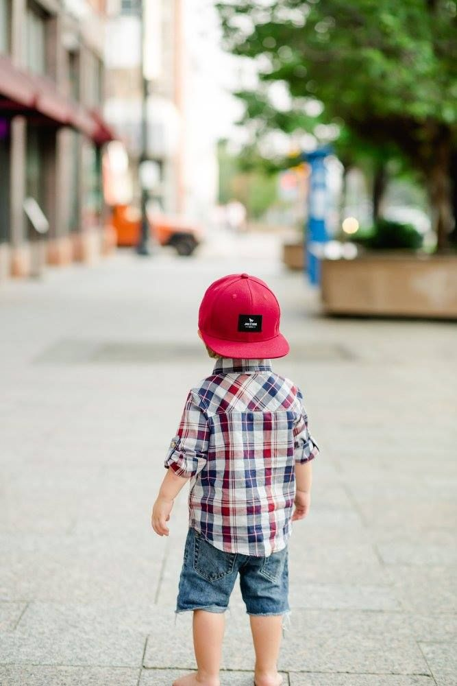$19.99 Finally, stylish baby and toddler snapback hats!! 8 styles at www.jackandwinn.com Use Code: FriendSHIP for FREE shipping.