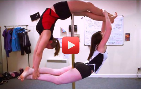 Changing Pole Perceptions @ Wolanski's Pole & Aerial Fitness