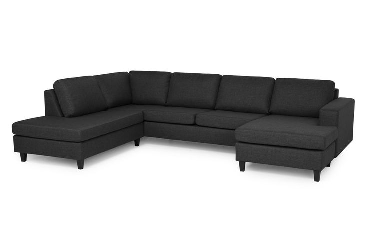 Scandic U Soffa Med Divan H 246 Ger New Home Couch