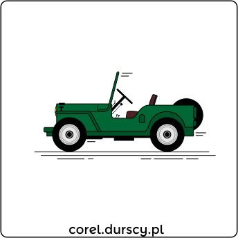 Jeep CJ-3A #corel_durscy_pl #durskirysuje #corel #coreldraw #vector #vectorart #illustration #draw #art #digitalart #graphics #flatdesign #flatdesign #icon #jeep #jeepcj #auto #samochod #car #vintage #automobil #oldcar #clasic #offroad