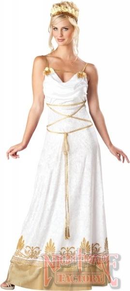 Grecian Goddess Adult Womens Halloween Costume | Nightmare Factory