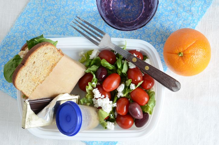 Healthy {Packed} Lunches