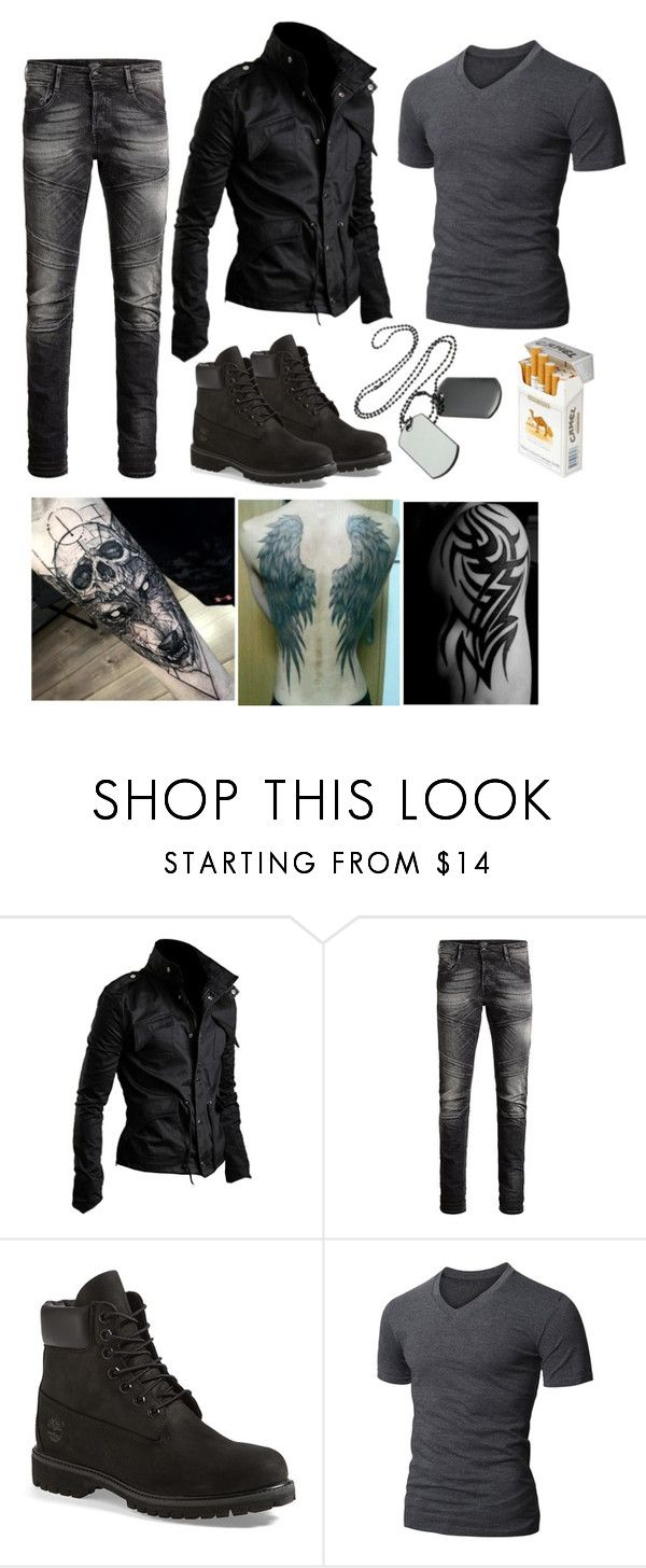 """Kyle - Rebel outfit 