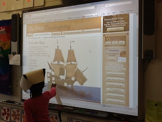 amazing website for Thanksgiving.  mayflower.  plymouth plantation.  journey of the pilgrims.  so so good!