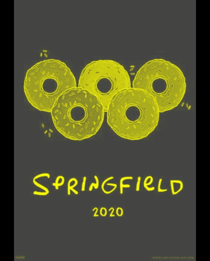 SPRINGFIELD (THE SIMPSONS 2 3D, RELEASE DATE: SUMMER 2020