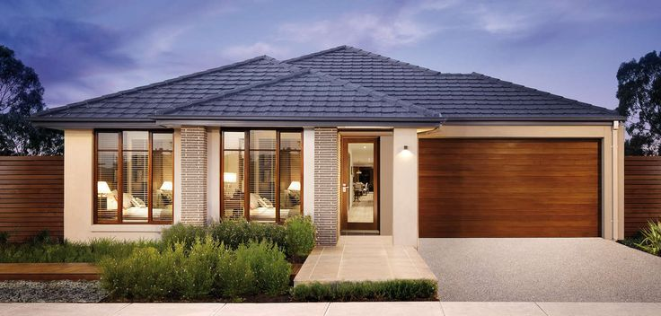 FACADE: Textured elements create interest and personality whilst a darker roof provides a sophisticated edge. Visit our Vintage and Industial Lookbook style here: http://www.metricon.com.au/get-inspired/lookbook/vintage-and-industrial