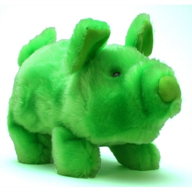 Westminster Mr Bacon Large Pig Green In 2020 Toys Diy