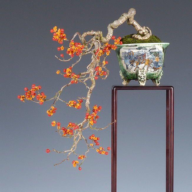 flower bonsai