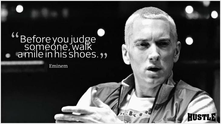 Eminem Quote Wallpaper in 2020 Eminem wallpapers, Eminem