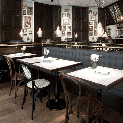 dishoom iondon brand restaurant design afroditikrassa branding restaurant design retail - Beaded Inset Restaurant Decoration