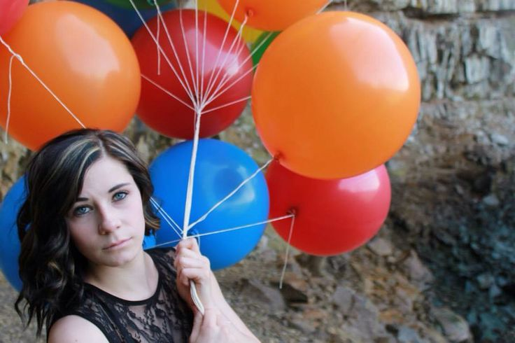 Carly Jensen Photography [Birthday special] Fun. Balloons. Color.