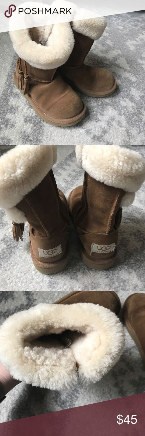 size 0 ugg boots