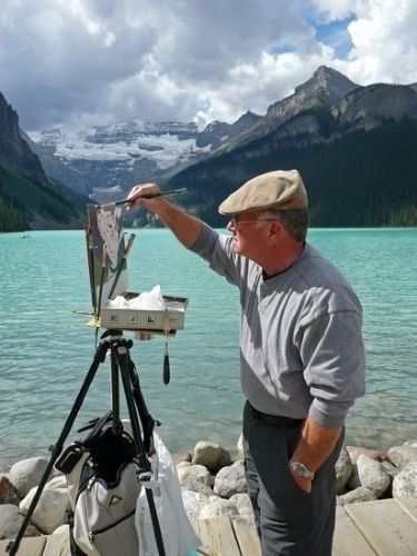Tips for Plein Air Painting | Tommy Thompson - Blog | Fine ...