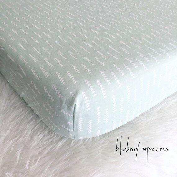 RUSTIC Crib Bedding MINT  Fitted Crib Sheets  WOODLAND Crib Sheets  Changing Pad Cover  Mini Crib Sheets  Etsy Cot Sheet Bedding