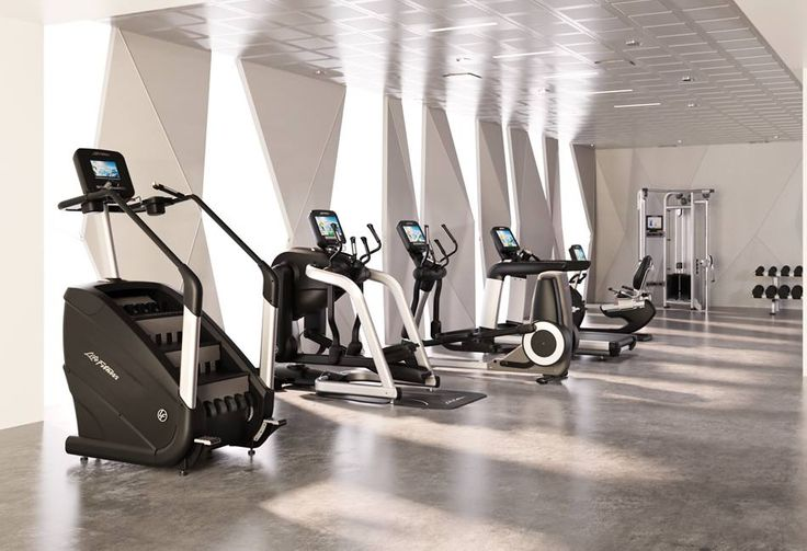 Cardio Equipment for Commercial Gyms | Life Fitness