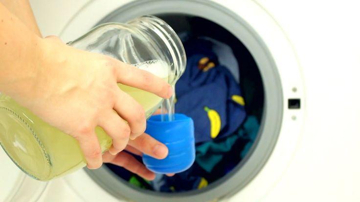 On a tous l'embarras du choix pour faire nos machines à laver : tablettes, poudre, lessive liquide, sans trop savoir ce qu'il y a dans les produits et s'ils ...