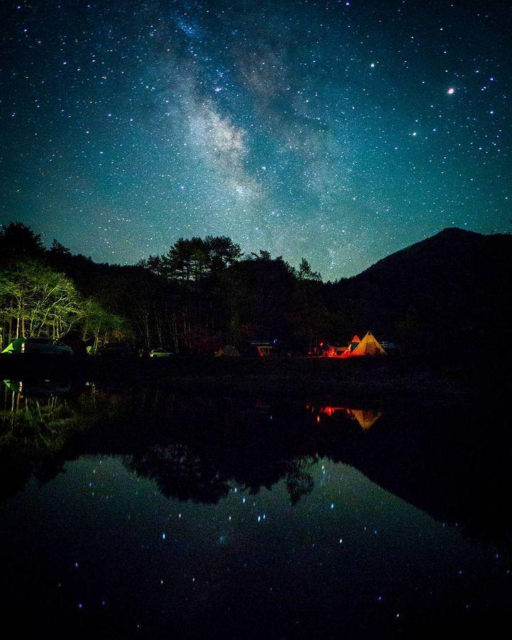 長野県「阿智村」 日本一美しい星空を見ることができる場所として大変有名な村