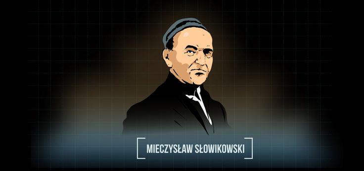Znacie pana Słowikowskiego? Więcej o Słowikowskim: http://graszeptow.pl/wiedza/Slowikowski