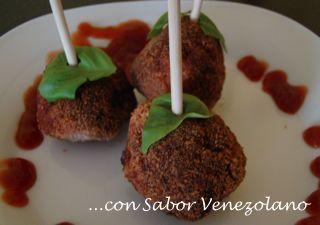 Pasapalos | Cocinamos con Sabor Venezolano