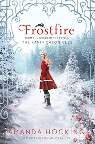 Frostfire, thinking about reading it. Looks cool!
