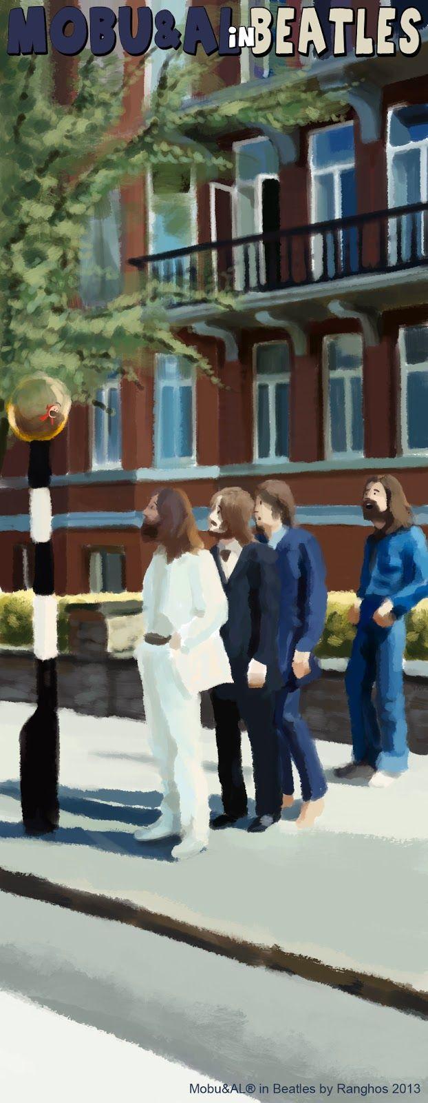 Mobu & AL e i Beatles